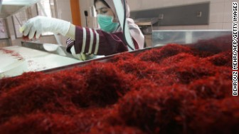 saffron factory