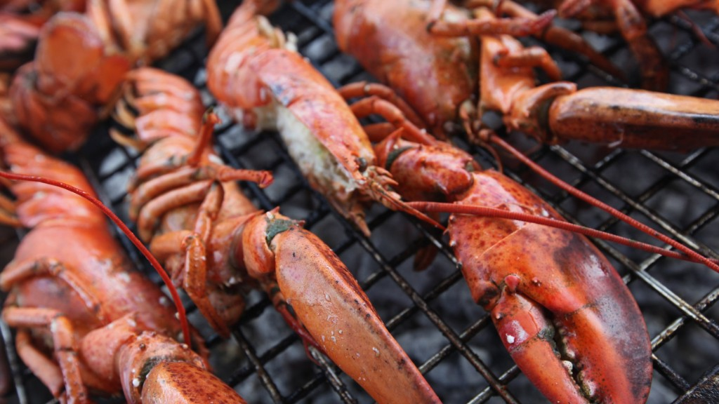 Your lobster is really expensive. Here's Why