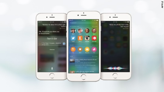 IOS 9 makes the iPhone a smarter smartphone