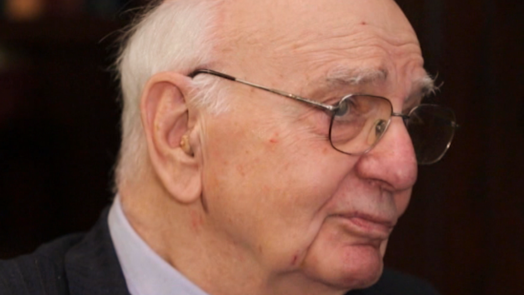 Paul Volcker: Our bank regulation is 'rickety'