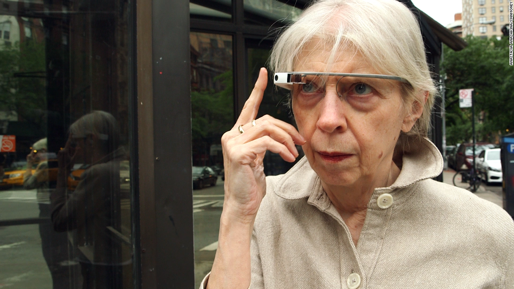 How Google Glass can help people with Parkinson's