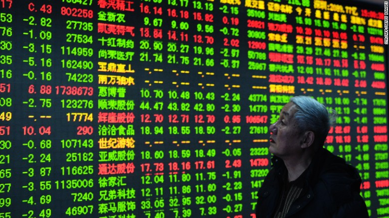 China spends billions to prevent stock market crash