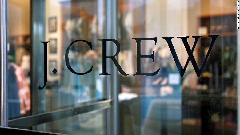 J. Crew announces dozens of store closings