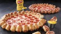 Pizza Hut creates freakshow combo of pizza and hot dogs