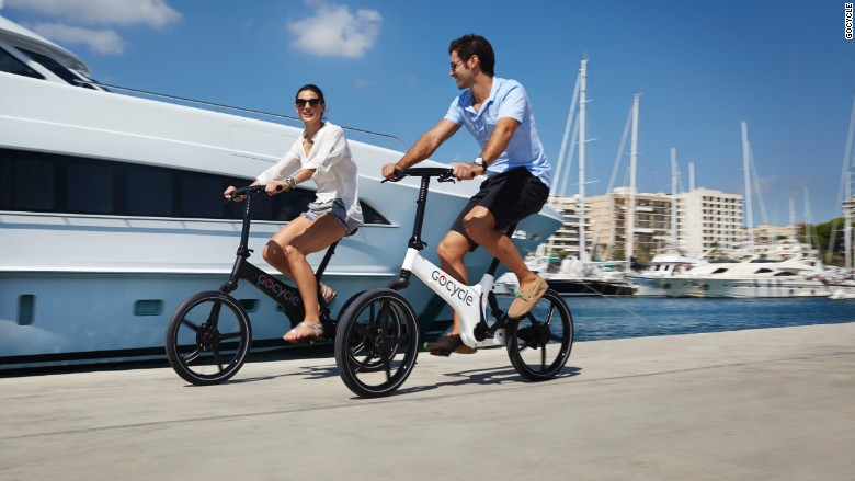 bike ebike gocycle