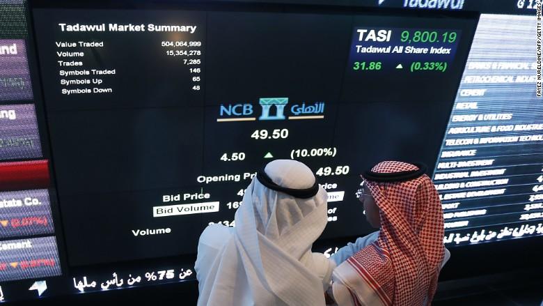 saudi arabia stock market