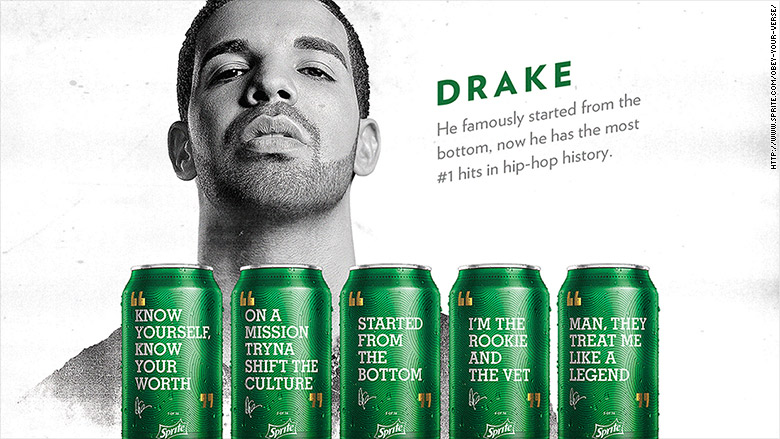 Sprite To Entice Rap Fans With Lyrics On Cans Jun 12 2015