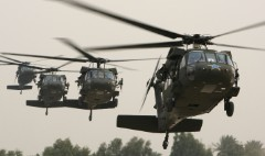 Marine One and Black Hawk helicopter maker for sale