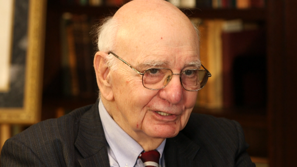 Volcker: Opportunities 'not as great as they were'