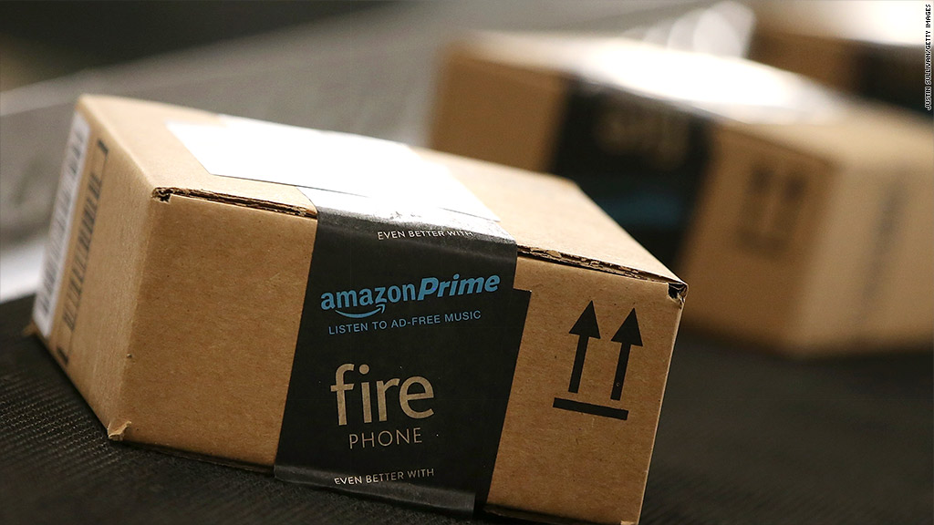 How the heck does Amazon make money?