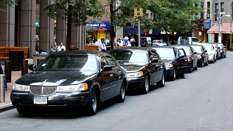 wall street car service
