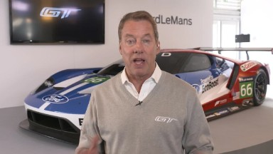 Ford's GT is a 'test lab' for company