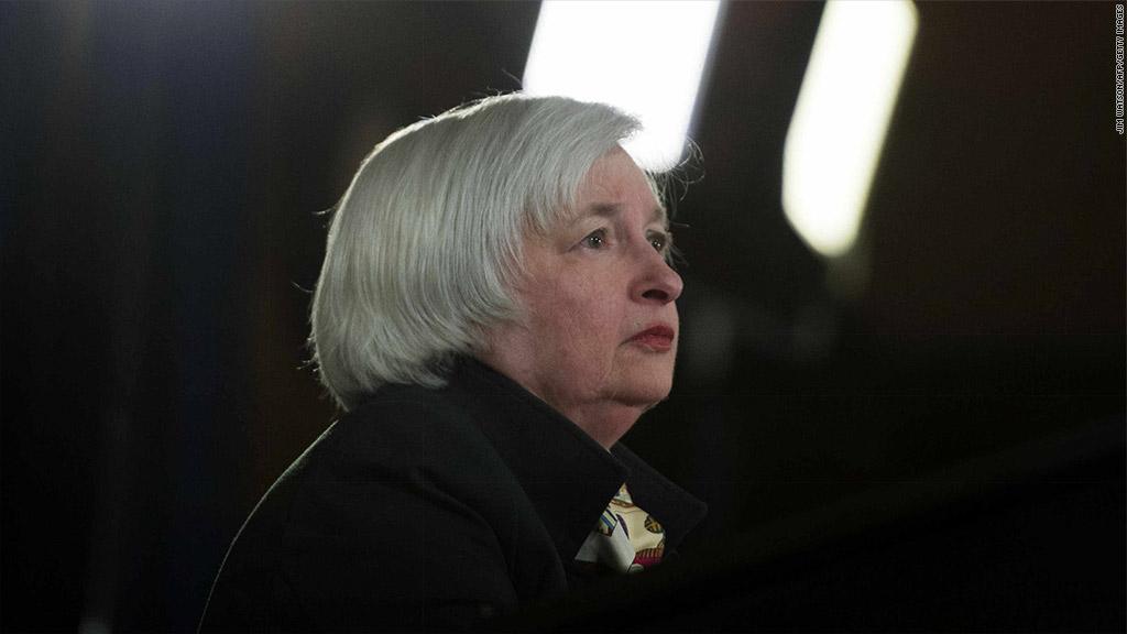 Investors await Fed decision on rates