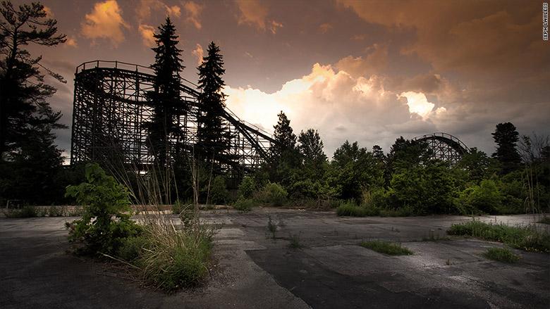 abandoned amusement park 2 aurora ohio