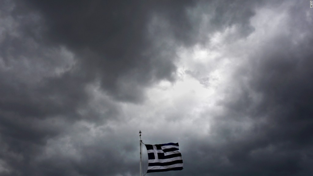 What options are left for Greece and Europe?