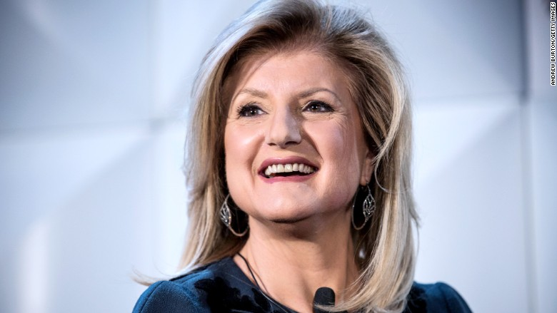 arianna huffington verizon