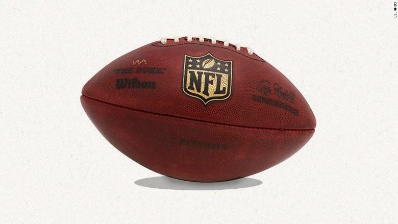 deflategate ball