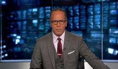 Lester Holt in spotlight as moderator of first debate