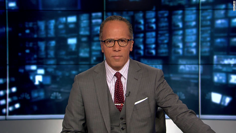 How Lester Holt is preparing for Monday's debate