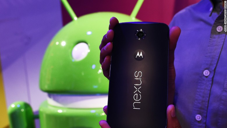 android nexus google