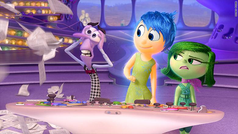 inside out pixar 2