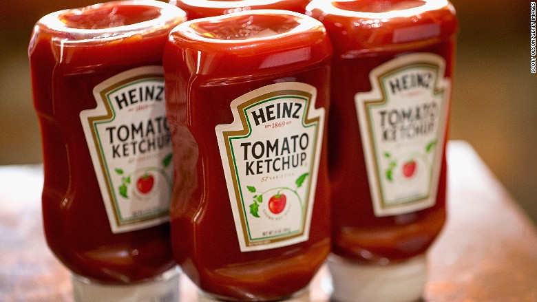 Porn on ketchup bottle?: Heinz Apologizes Ketchup Bottle