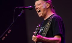 Neil Young's new album blasts Walmart, Monsanto and more