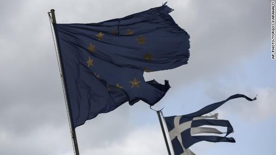 The very big risks of Greece's debt crisis