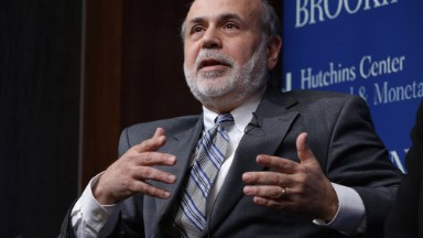 Bernanke: Divide in Congress is 'extraordinarily strong'