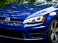 The Volkswagen Golf R is one hot hatch