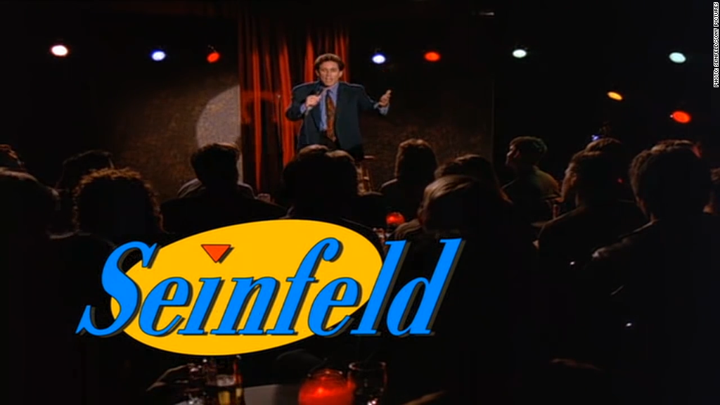'Seinfeld' debuts on Hulu