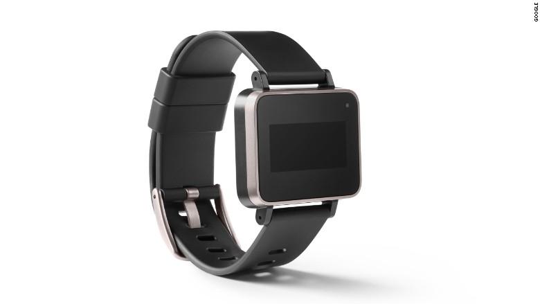 Google разрабатывает браслет, помогающий следить за здоровьем