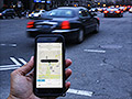 Two Uber drivers arrested while on duty