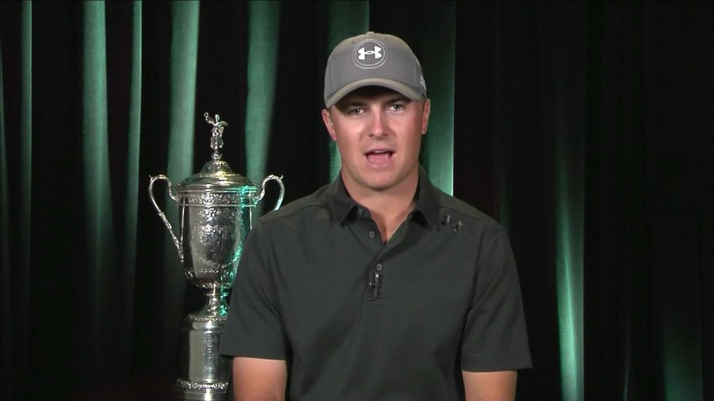 Jordan Spieth: Preparing for a Major is 'the fun part'