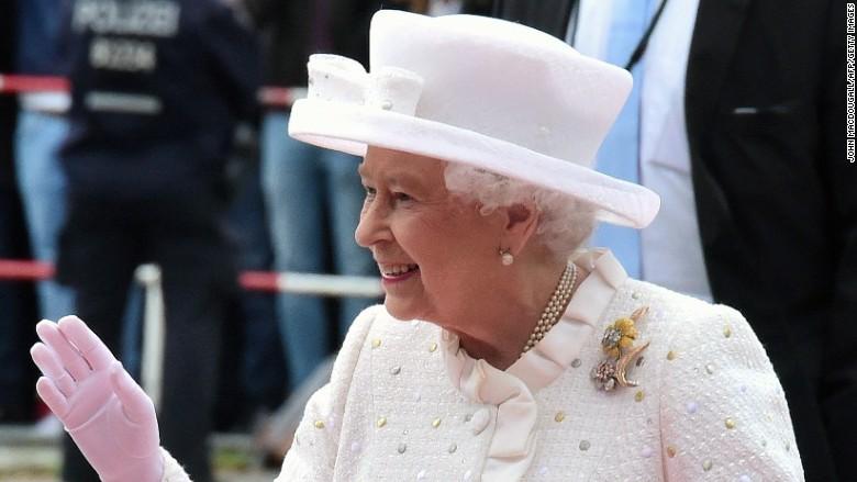 queen elizabeth royal