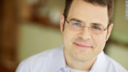 He's got killer instinct for hot tech startups