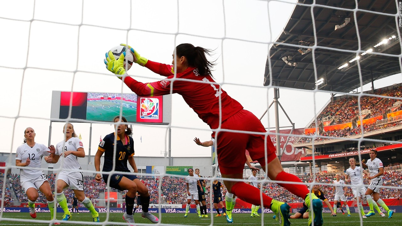 Women's World Cup victory nabs record ratings