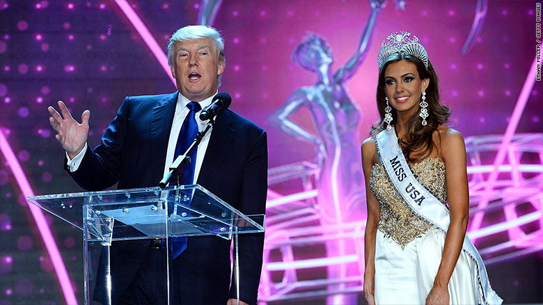 trump miss usa