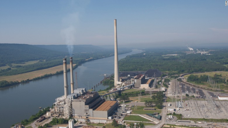 Google coal data center