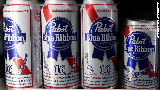Is PBR still the crown jewel of hipster beer?
