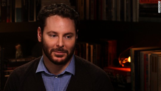 Sean Parker on how billionaires can change the world