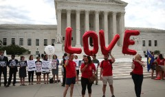Same-sex marriage is legal nationwide