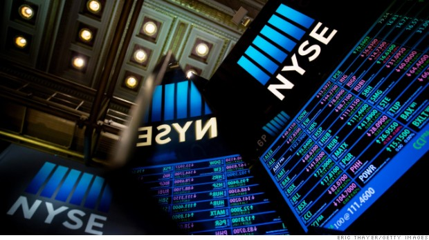 New York Stock Exchange resumes trading after nearly 4-hour outage - Jul. 8, 2015