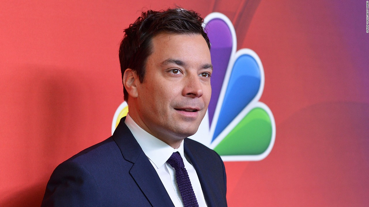 Fallon: Ignoring hate ...
