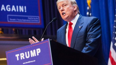 Donald Trump won't back down from Mexican 'rapists' comment
