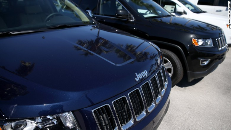 chrysler fiat recall jeep cherokee