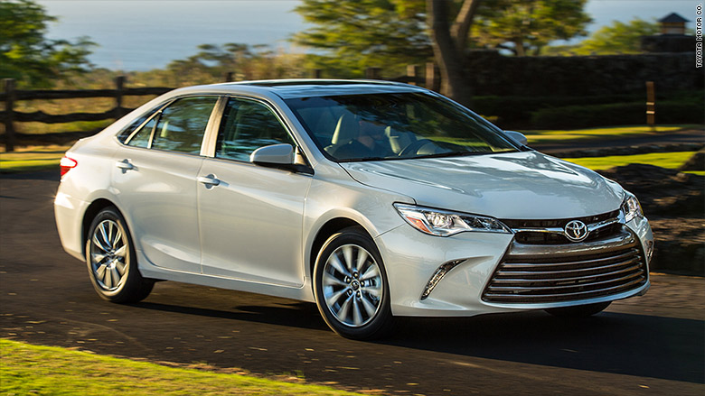 toyota camry 7 39 most american 39 cars cnnmoney. Black Bedroom Furniture Sets. Home Design Ideas