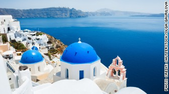 greece tourism social
