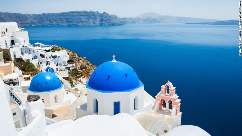 Santorini Travel International Agency