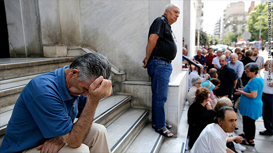 Greece could be biggest national default in history
